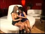 Lesben Orgasmus mit Jane